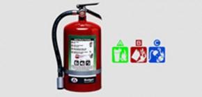 Halotron-1 Extinguisher